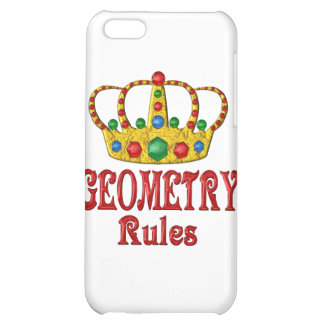 GEOMETRY Rules iPhone 5C Cover