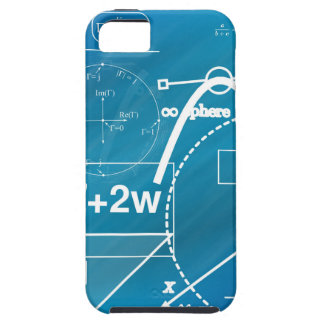 Geometry Tough iPhone 5 Case