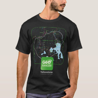 GeoRanger Yellowstone T-Shirt