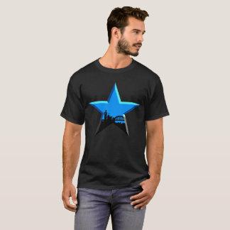 Geordie Star black tee