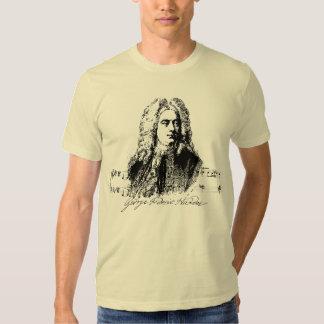 GEORG FRIEDRICH HÄNDEL, GEORGE FRIDERIC HANDEL T-Shirt