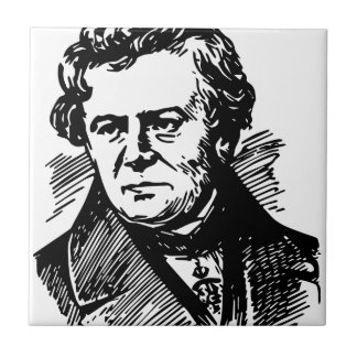 Georg Ohm Ceramic Tile