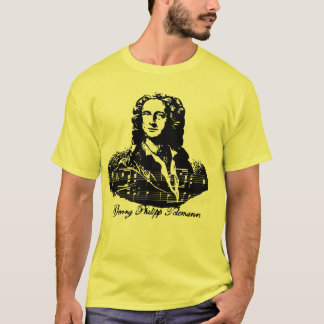GEORG PHILIPP TELEMANN T-Shirt