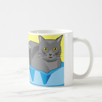 George and Lucas mug