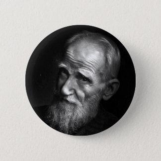 George Bernard Shaw Button