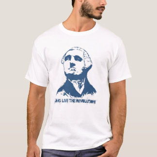 George Blue T-Shirt