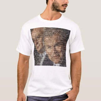 George Bush Darfur Mosaic T-Shirt