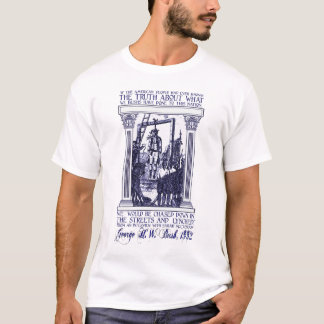 George Bush Quote: If the American People Knew T-Shirt