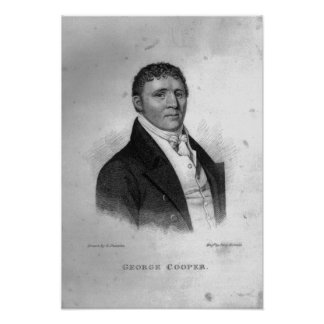 George Cooper, engraved by Percy Roberts Print
