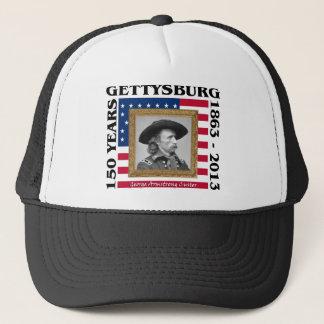 George Custer - 150th Anniversary Gettysburg Trucker Hat