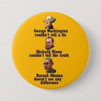 George, Dick & Big Brother 7.5 Cm Round Badge
