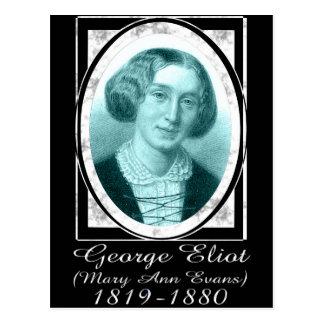 George Eliot Post Card