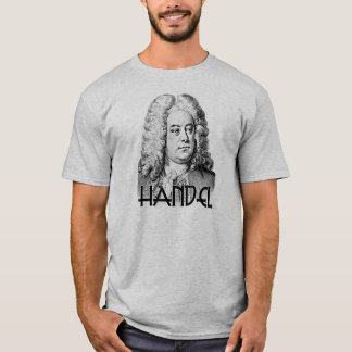 George Frideric Handel T-Shirt