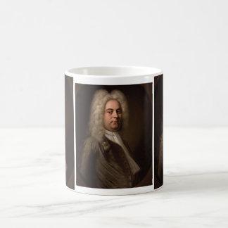 George Frideric Hanel by Balthasar Denner Coffee Mug