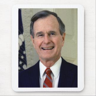 George H. W. Bush 41 Mouse Pad