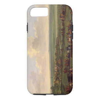 George I (1660-1727) at Newmarket, 4th/5th October iPhone 7 Case