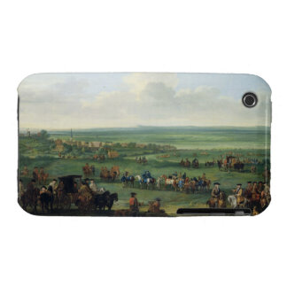 George I (1660-1727) at Newmarket, 4th or 5th Octo Case-Mate iPhone 3 Cases