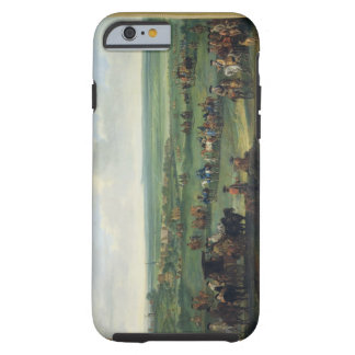 George I (1660-1727) at Newmarket, 4th or 5th Octo iPhone 6 Case