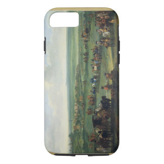 George I (1660-1727) at Newmarket, 4th or 5th Octo iPhone 7 Case