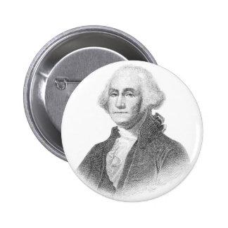 George-Iconic 6 Cm Round Badge