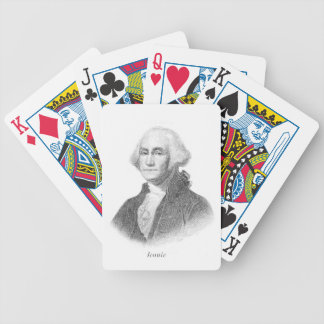 George-Iconic Bicycle Playing Cards
