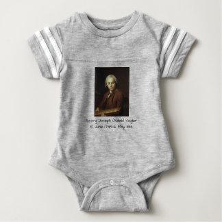 George Joseph (Abbe) Vogler Baby Bodysuit