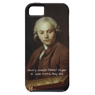 George Joseph (Abbe) Vogler Case For The iPhone 5