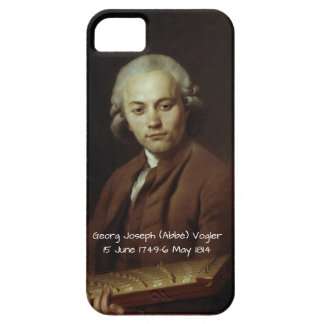 George Joseph (Abbe) Vogler iPhone 5 Cover
