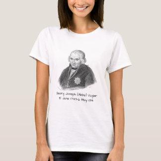 George Joseph (Abbe) Vogler T-Shirt