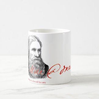 George MacDonald Portrait-Signature Mug