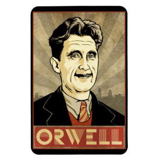 George Orwell Premium Magnet