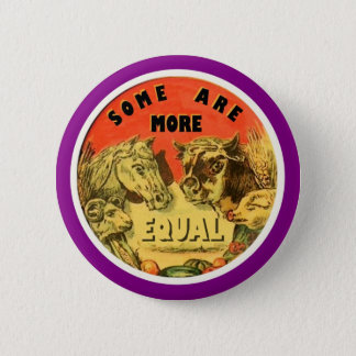 George Orwell's Animal Farm 6 Cm Round Badge