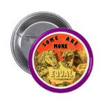 George Orwell's Animal Farm 6 Cm Round Badge