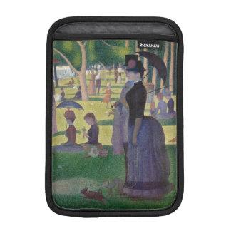 GEORGE SEURAT - A  sunday afternoon 1884 iPad Mini Sleeve