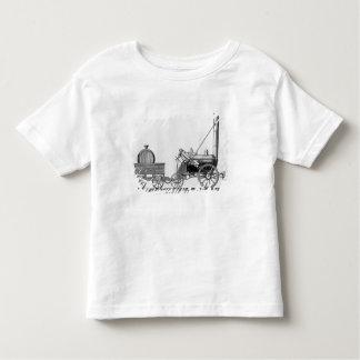 George Stephenson's Locomotive, 'Rocket', 1829 Toddler T-Shirt