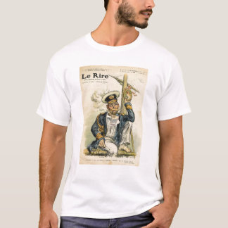 George V, 'The Simple' of the Royal Navy T-Shirt