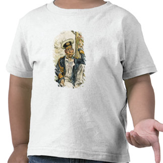 George V The Simple of the Royal Navy T Shirt