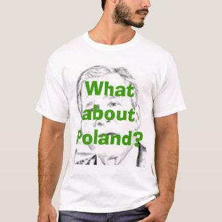 George W. Bush and Poland T-Shirt
