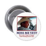 George W. Bush Badge