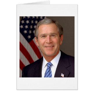George W. Bush Card