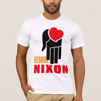 George W Nixon Basic T T-Shirt