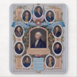 George Washington and The Masons Of The Revolution Mouse Pads