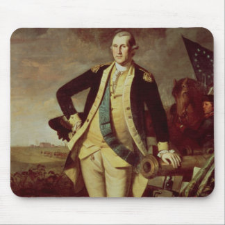 George Washington at Princeton, 1779 Mouse Pad