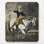 George Washington at Trenton Mouse Mats