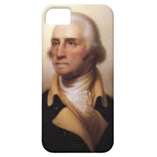 George Washington Barely There iPhone 5 Case