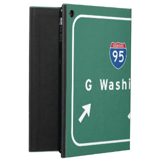 George Washington Bridge NYC New York City NY Case For iPad Air