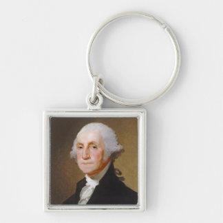 George Washington, c.1821 (oil on canvas) Key Ring