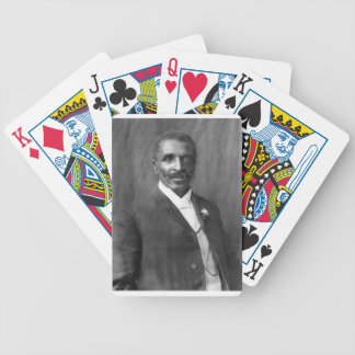 George Washington Carver Bicycle Playing Cards