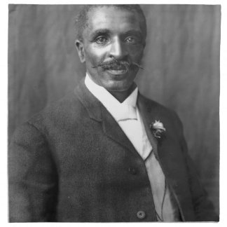George Washington Carver Napkin