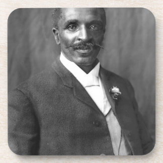 George Washington Carver scientist botanist Coasters